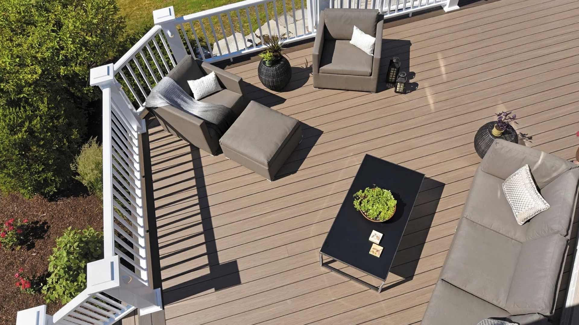 Difference Between Pvc And Composite Decking